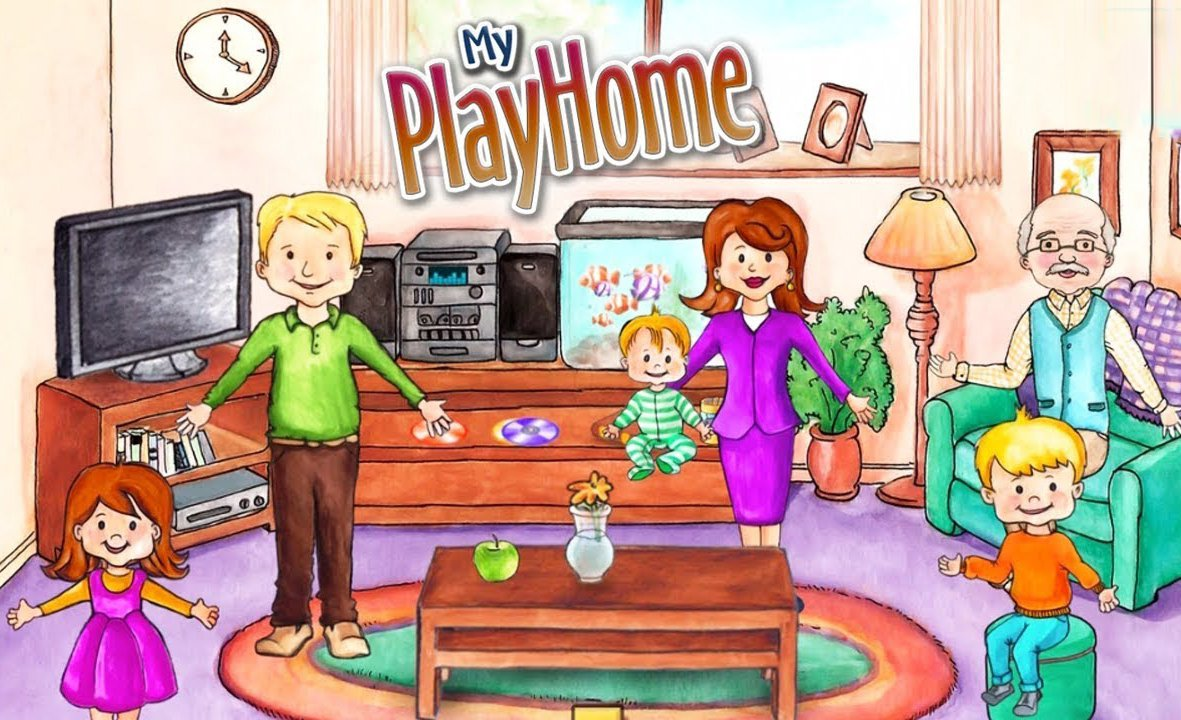 My PlayHome: Discover This Great Game for Kids
