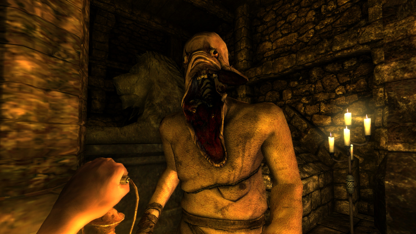 These Scary Video Games Aren't for the Faint of Heart
